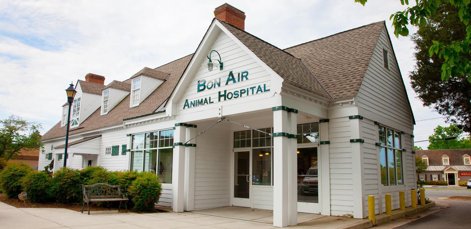 Bon Air Animal Hospital - Quality Veterinarian in Richmond, Virginia